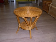 Table Tissée Leza Ronde -